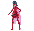 Ladybug Wings Action Doll