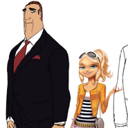 Chloé and André Bourgeois Concept Art