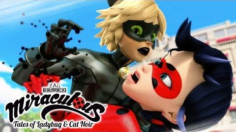 Miraculous Ladybug 🐞 Miraculous Mix 🐞 Ladybug and Cat Noir Animation