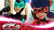 MIRACULOUS 🐞 MIRACLE QUEEN - Akumatized 🐞 Tales of Ladybug and Cat Noir