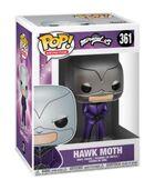 Hawk Moth Funko Pop figure package