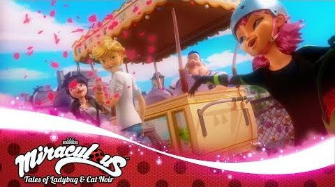 MIRACULOUS 🐞 Operation secret garden 🐞 Tales of Ladybug and Cat Noir
