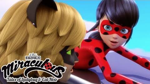 Miraculous Ladybug 🐞Rogercop 🐞 Ladybug and Cat Noir Animation