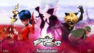 MIRACULOUS 🐞 KWAMIBUSTER - OFFICIAL TRAILER 🐞 Tales of Ladybug and Cat Noir