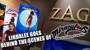 Behind the Scenes of ZAG Studios - Miraculous Tales of Ladybug & Cat Noir