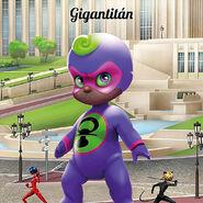 Gigantitan 2D