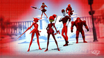 Scarlet PF, Riposte, SW, RC, Mime, Pharaoh