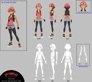 Future Alix concept art