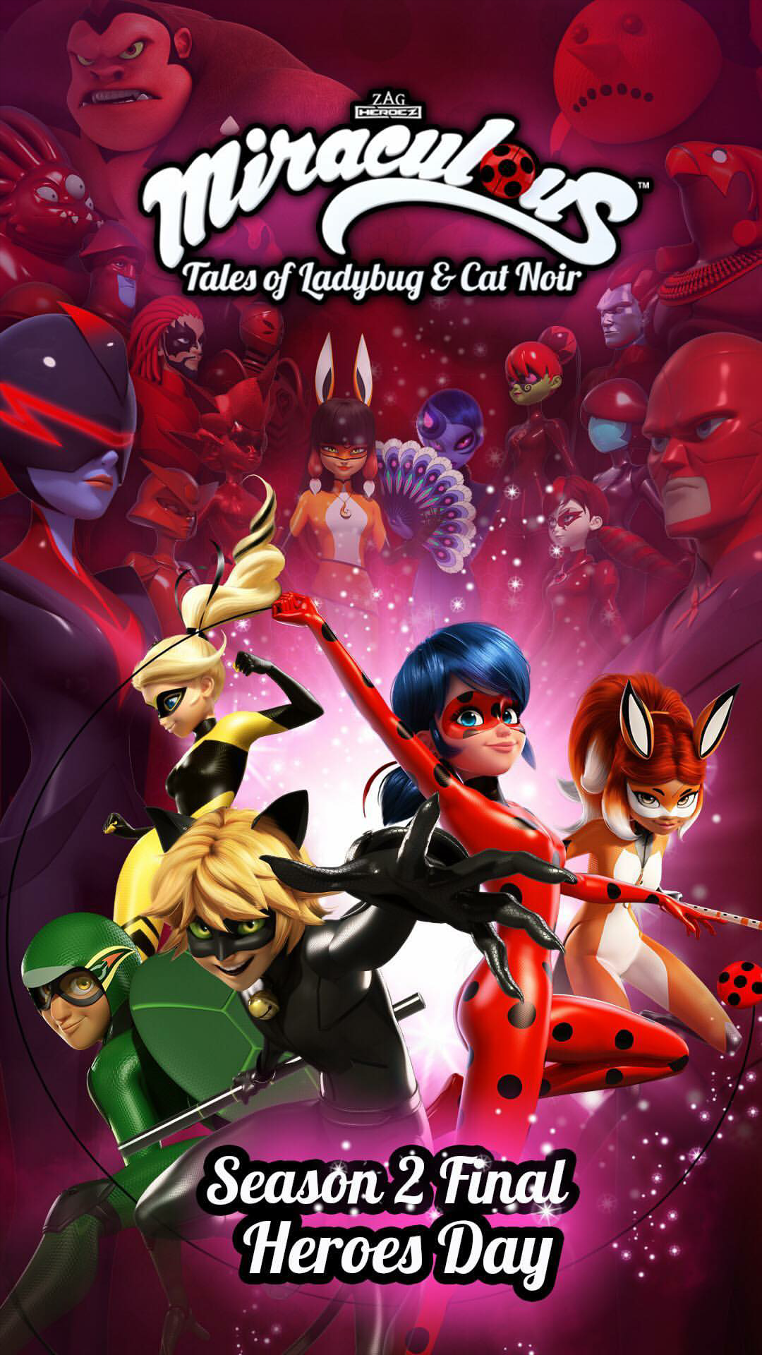 Heroes' Day | Miraculous Ladybug Wiki | FANDOM powered by Wikia