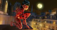 Ladybug in the Night of Paris promo art