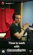 Andrew Recording -1