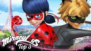 MIRACULOUS 🐞 ACTION 🔝 SEASON 1 Tales of Ladybug and Cat Noir