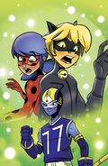 Miraculous Adventures Issue 1 Cover A textless