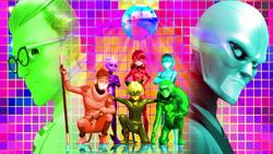 Party Crasher - Ending Card