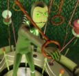 Butler Akumatized villain