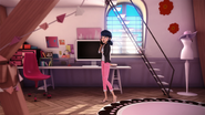 CC Marinette shouting at the voicemail