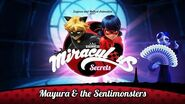 MIRACULOUS SECRETS 🐞 MAYURA & THE SENTIMONSTERS 🐞 Tales of Ladybug and Cat Noir