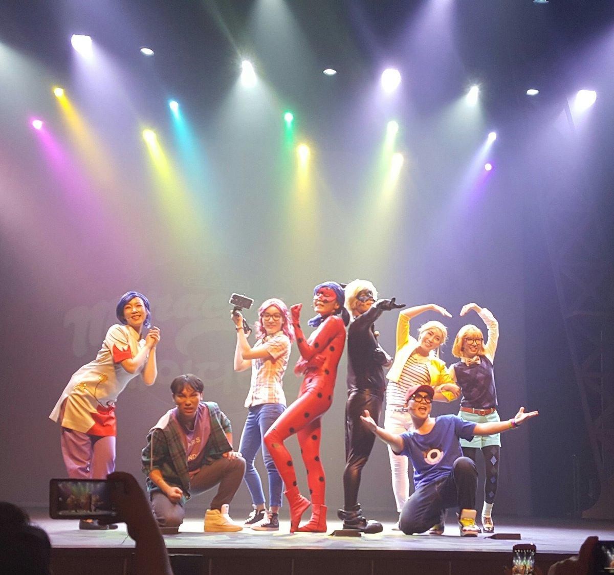 Ladybug (musical) | Miraculous Ladybug Wiki | FANDOM powered by Wikia