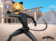 Miraculous Ladybug Planner previews 4