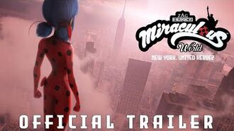 MIRACULOUS WORLD ⭐ New-York, United Heroez Official Trailer 🌍 Sept.25 - 8PM on Disney Channel-1600703766