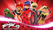 MIRACULOUS 🐞 HEROES' DAY - EXTENDED COMPILATION 🐞 SEASON 2 Tales of Ladybug and Cat Noir
