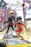 Miraculous Adventures Issue 4 Cover B