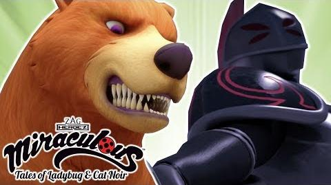 Miraculous Ladybug 🐞 Villains - Animan VS Darkblade Ladybug and Cat Noir