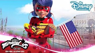 MIRACULOUS WORLD ⭐ New-York, les héros unis - Teaser 🗽 Le 26 Septembre à 9h20 sur Disney Channel