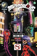 Miraculous Adventures Issue 3 Cover A