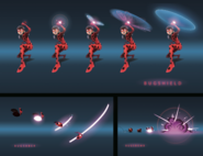 Bug Weapons Concept Art