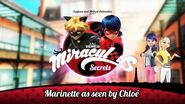 MIRACULOUS SECRETS 🐞 MARINETTE AS SEEN AS CHLOÉ 🐞 Tales of Ladybug and Cat Noir