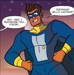 Doorman - American Superhero