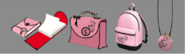 Marinette's Items concept art