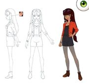 Lila Concept Art