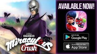 MIRACULOUS CRUSH 📲 NEW GAME APP - CHARACTERS & EFFECTS 🐞 Download now!