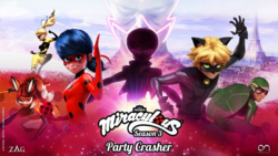 MLB 320 - Party Crasher - Title Thumbnail