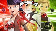 Miraculous - Superheroes Special Origins Poster