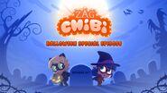 Zag Chibi Halloween special promo