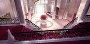 Le Grand Paris Lobby concept art