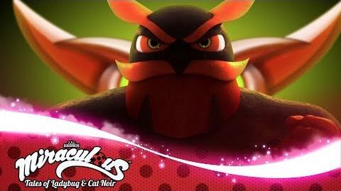 MIRACULOUS 🐞 The Dark Owl - Akumatized 🐞 Tales of Ladybug and Cat Noir