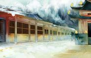 Shaolin Temple Art by Megu