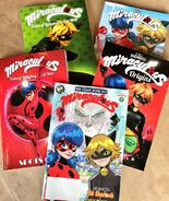 Miraculous Comics Previews