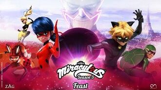 MIRACULOUS 🐞 FEAST - OFFICIAL TRAILER 🐞 Tales of Ladybug and Cat Noir