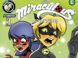 Miraculous Adventures/Issue 1
