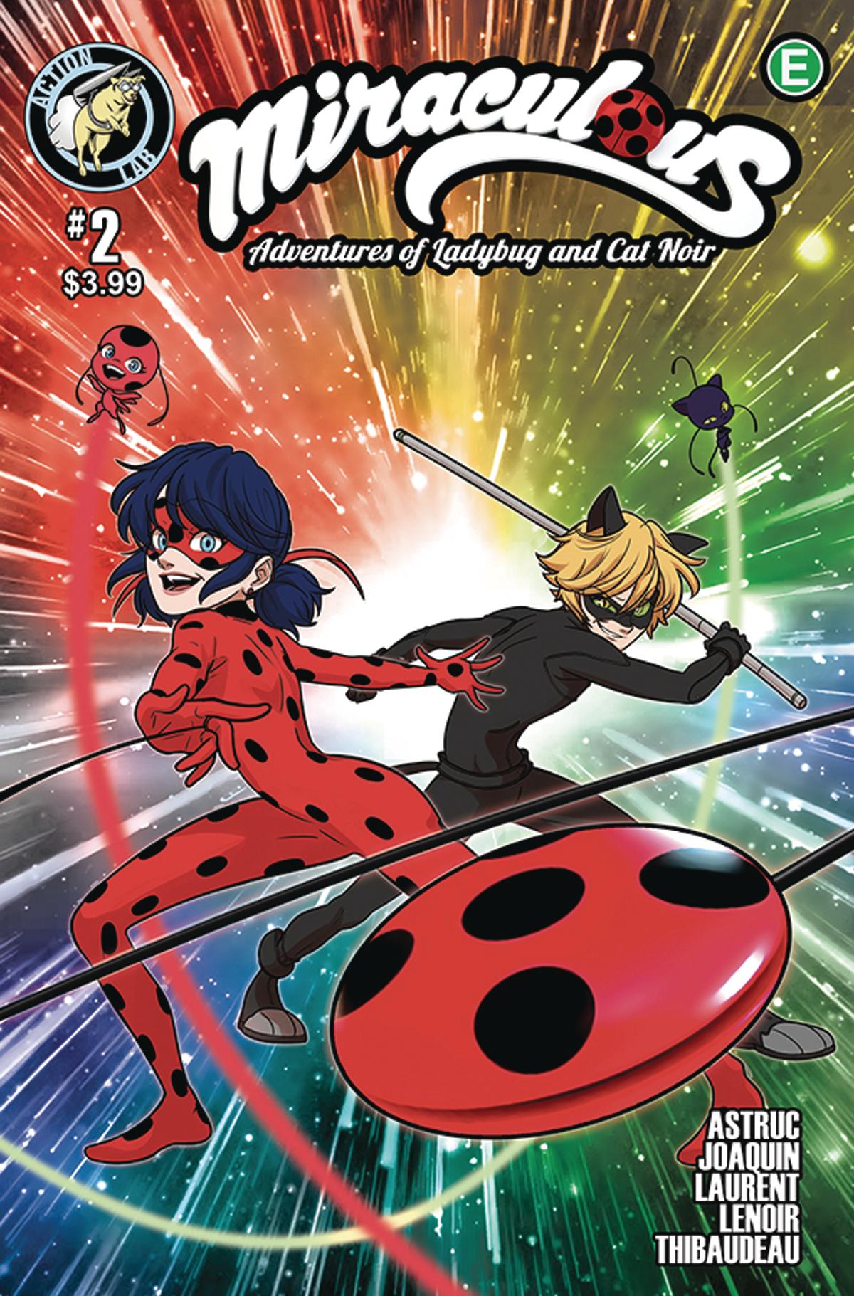Miraculous Ladybug Episodenguide
