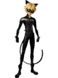 Cat Noir Render 4