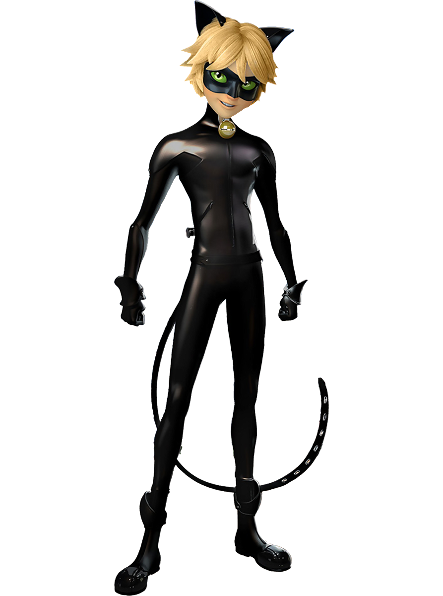 High Quality Cat Noir Render 4.png