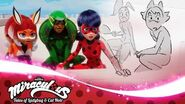 MIRACULOUS 🐞 CATALYST (Heroes' day - part 1) - Animatic-to-screen 🐞