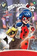 Miraculous Adventures Issue 3 NYCC 2017 Cover