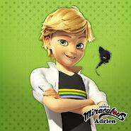 Adrien + Plagg